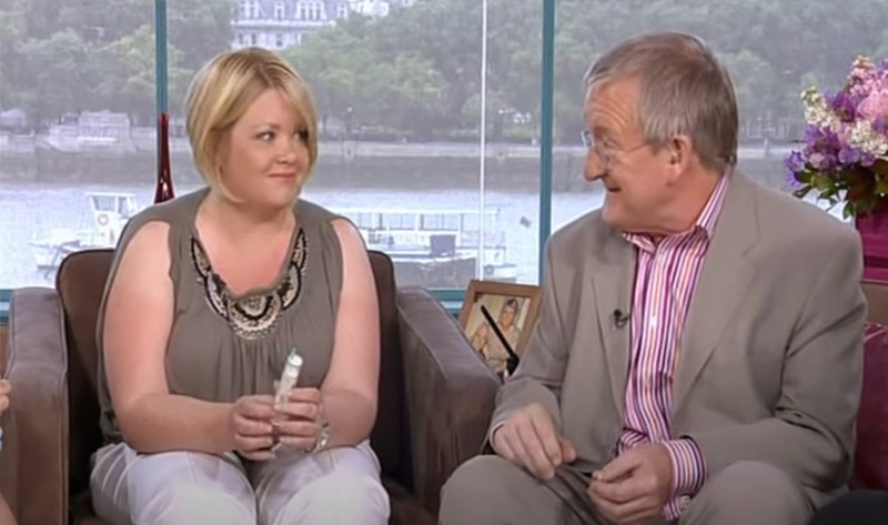 Elliott Wald Hypnosis Expert On Live TV This Morning ITV Curing Phobia