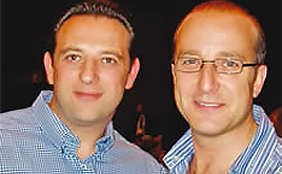 Elliott Wald Hypnosis Expert With Paul McKenna